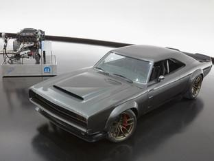 Dodge resurrects classic muscle car