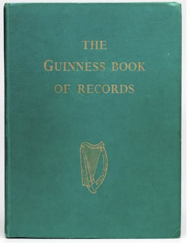 First Guinness Book of World Records