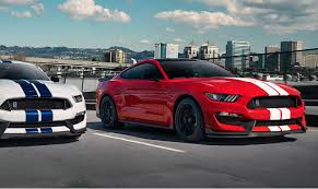 Ford releases 2018 Mustang