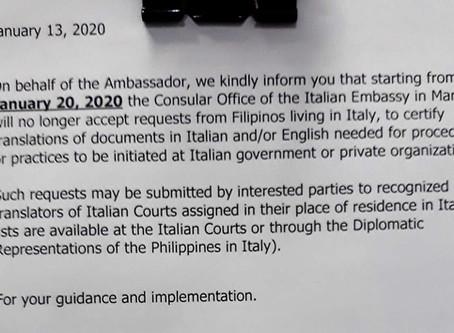 Why Filipino Italian Translation Services?
