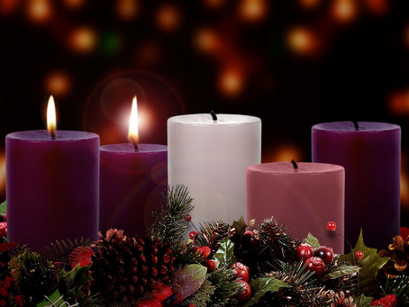 Advent: Preparing for the Word of God in our hearts