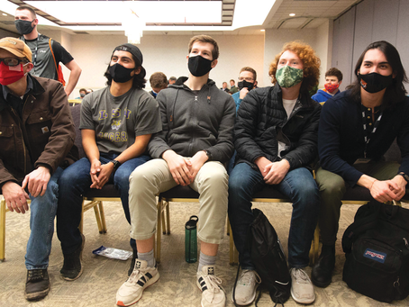 Idaho students find ways to gather for SEEK conference