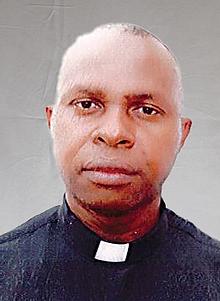 Fr. Hippolytus Ezenwa, SMMM