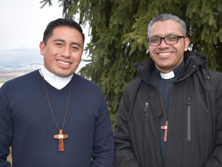 Missionary priests arrive to serve Hispanic community