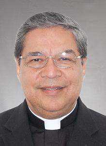 Fr. Carlos Camargo (Ret)