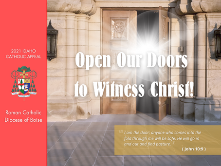 Idaho Catholic Appeal highlights ministries that are always open