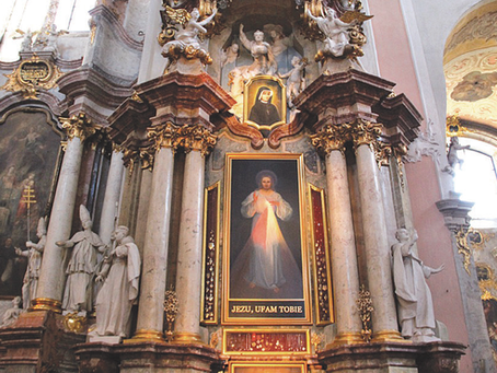Divine Mercy: From  Lithuania  to Idaho