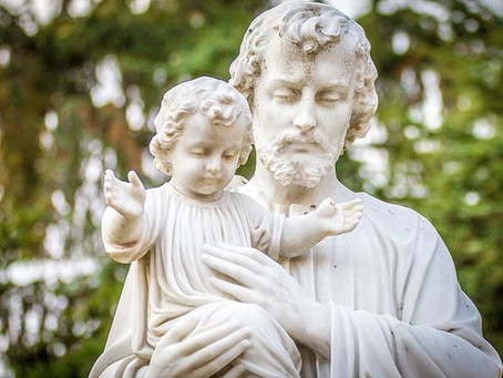 Pope Francis proclaims Year of St. Joseph