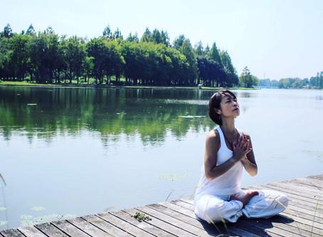 6/21 夏至の日 マインドフルネス瞑想と陰ヨガ講座