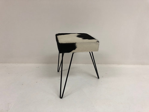Square Cow Stool