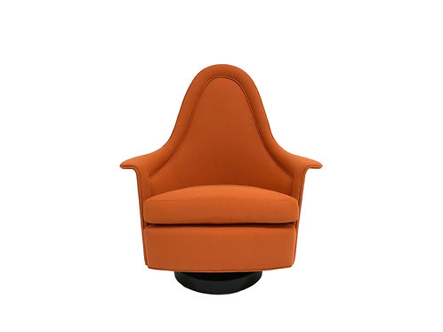 Milo Baughman Petite Chair