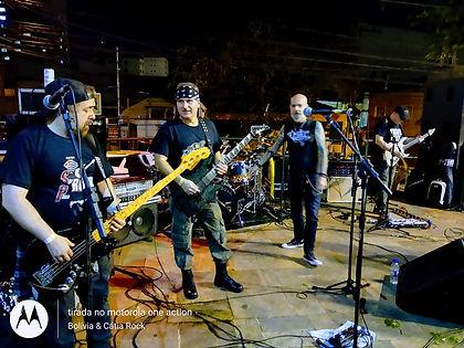 5º Somos Todos Bolivia Rock