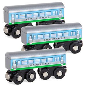 3 Passenger Cars