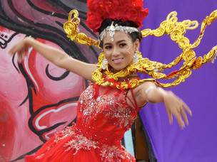 Day 8: Polangui Street Dancing Festival