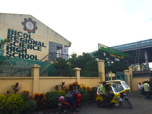 Day 9: Introduction to Bicol Regional Science High School