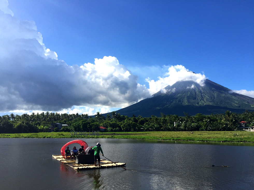 Day 7: Epic All Day in Albay