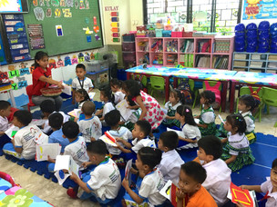 Day 5: The Philippine-American Education Foundation, Pembo Elementary School, and catching up with a
