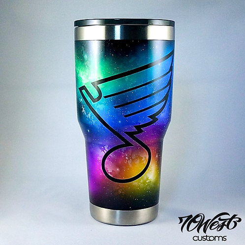 St. Louis Blues Galaxy Edition Tumbler