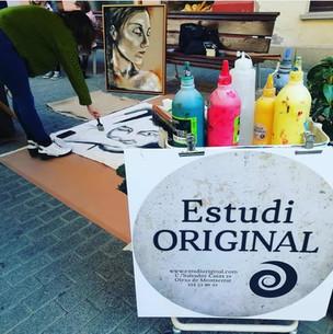 ARTISTA INVITADA EN EL EVENTO _ARTESANS_