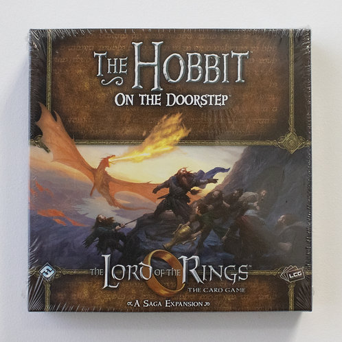 The Hobbit (board game): On the doorstep
