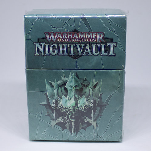 Nightvault Deck Holder - Mint Condition (Unopened)