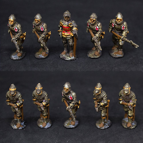 Medieval Elite Heavy Knights