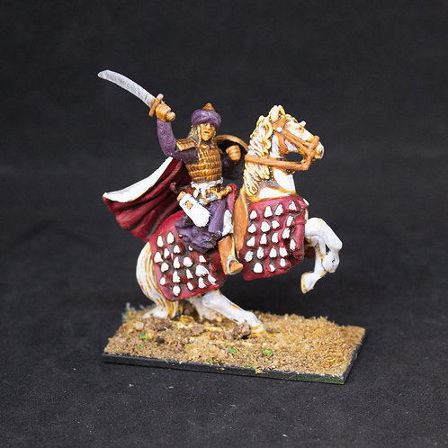 Heroes of the Crusading Age, Saladin, the Knight of Islam pro painted