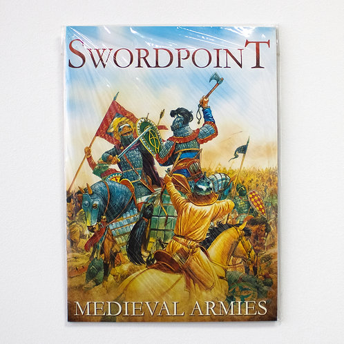 SWORDPOINT Medieval Army Lists (Supplement)