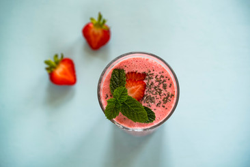 Stawberry Smoothie