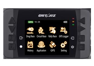 Qstarz 6000S GNSS lap timer