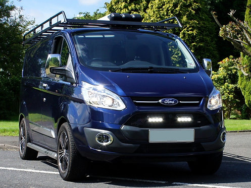 FORD TRANSIT CUSTOM Reste