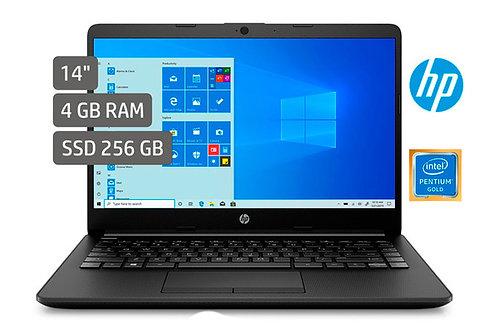 """Portatil 14"""" Pentium Gold 5405U 4GB 256G 14-CF1045LA"""