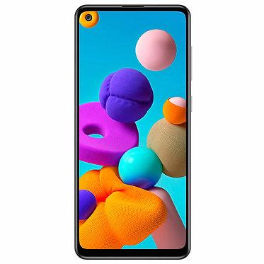 """Smartphone Samsung GALAXY A21S 6,5"""" de 128Gb y 4Gb de RAM"""