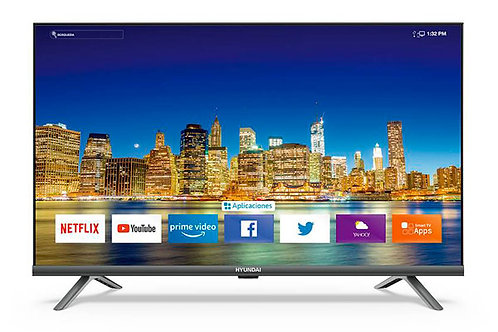"Televisor Hyundai 32"" 80cm LED Smart Tv HD HYLED3243NIM"
