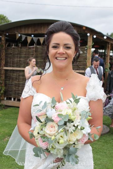 Bride with Bouquet.JPG