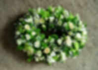 WR15 Large Cream and Green Wreath.jpg