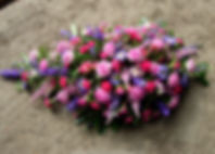 SP20 - Pink, Lilac, and Purple Spray wit
