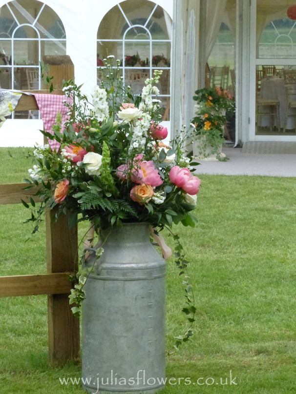 Churns reused at the Marquee.JPG