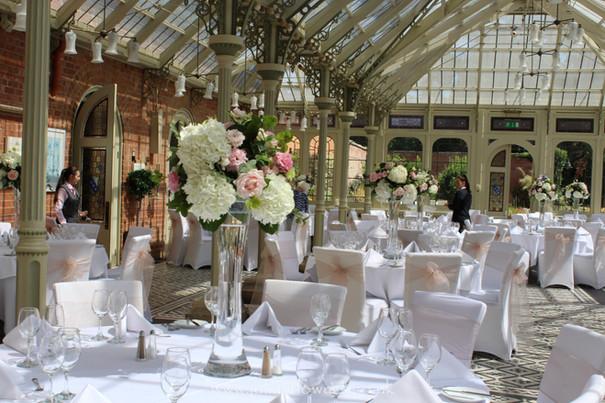 Tables in the Orangery.JPG