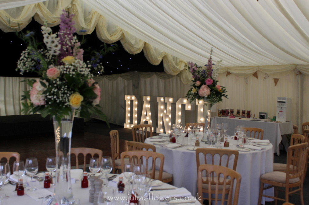 Tables in Marquee.JPG