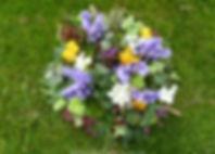 PO7 Mixed Spring Rustic Posy Pad.JPG