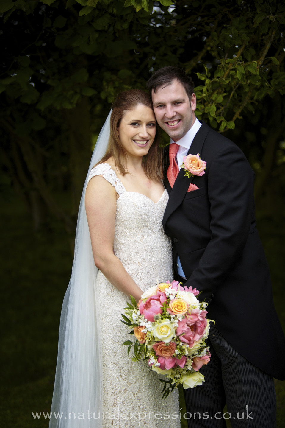 Bride and Groom with Bouquet.jpg