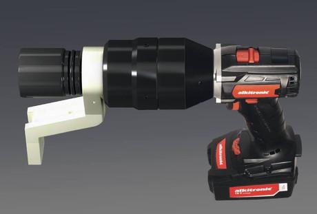 Battery-Driven Torque Multiplier