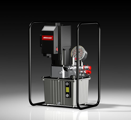 alkitronic VELOX duo - hydraulic pump