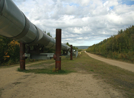 Pipeline pumping stations and pneumatic torque technology