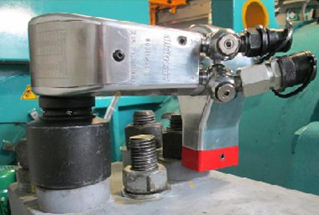 Clé dynamométrique hydraulique