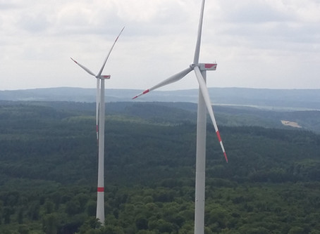 The wind industry seems to be making its comeback