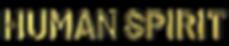 HUMAN SPIRIT cool logo gold.png