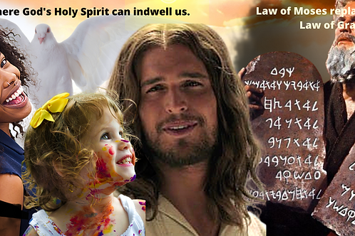 The Law of Grace/Law of Moses Difference