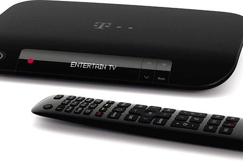 Magenta TV Telekom Media Receiver 201, schwarz (neu)
